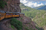 Durango & Silverton Narrow-Guage Railroad, Colorado