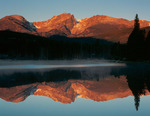 Sunrise at Sprague Lake, Rocky Mountain National Park, Colorado