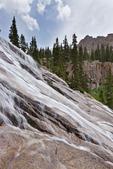Waterfall in Chicago Basin, Weminuche Wilderness, Colorado