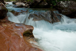Cascade along the North Fork of the Crystal River, Maroon Bells-Snowmass Wilderness, Colorado
