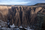 Sunrise at Gunnison Point, Black Canyon of the Gunnison National Park, Colorado