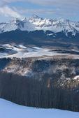 Wilson Peak from Last Dollar Road, San Juan Mountains, Colorado