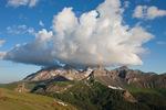 Mt. Wilson, Gladstone Peak, Wilson Peak and Lizard Head, Lizard Head Wilderness, San Juan Mountains, Colorado