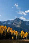 Mears Peak from Box Factory Park, Mt. Sneffels Wilderness, Colorado