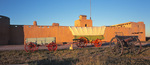 Bent's Old Fort National Historic Site, near La Junta, Colorado