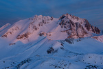 Mt. Wilson from Black Face at sunrise, Lizard Head Wilderness, San Juan  Mountains, Uncompahgre National Forest, Colorado