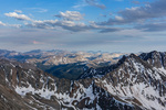 The southern Sawatch Range from the summit of Huron Peak, Collegiate Peaks Wilderness, Colorado