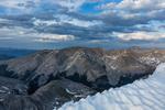 Missouri Mountain from the summit of Huron Peak, Collegiate Peaks Wilderness, Colorado