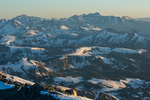 Mount of the Holy Cross and the northern Sawatch Range from the summit of Mt. Massive, Mt. Massive Wilderness, Colorado