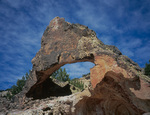 Window Rock, Purgatoire Canyon, Comanche National Grassland, Colorado