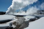 Daisy Geyser, Yellowstone National Park, Wyoming