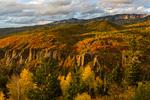 Cimarron Ridge from the Owl Creek Pass Road, near Ridgway, Colorado