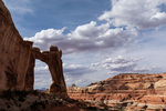 Angel Arch, Needle district, Canyonlands National Park, Utah