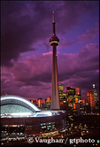 CN Tower and Rogers Centre, Toronto