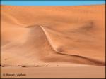 Namib Red Sand Dunes.