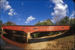 TheWest Union Covered Bridge 1876