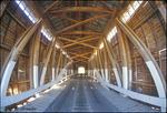 Perspective - Jackson Covered Bridge 1861