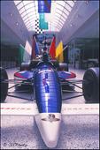 Indy Museum Race Car