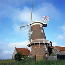 Windmill at Cley-Next-the-Sea, Norfolk, England