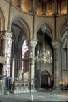 Shrine of Thomas a Becket in Canterbury Cathedral, Canterbury, England
