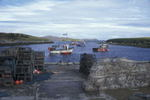 Lobster creels, Lochmaddy, North Uist, Outer Hebrides, Scotland