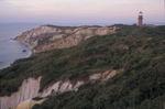 Gay Head light, Aquinnah Cliffs, Martha's Vineyard, MA