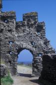 Archway, King Arthur's castle