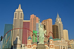The Statue of Liberty at the New York, New York Hotel and Casino, Las Vegas, Nevada