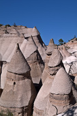 Tent Rock National Park in New Mexico