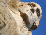George Washington Mount Rushmore, South Dekota