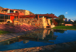 Reflection Pool, Taliesin West, Scottsdale, Arizona