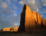 Temple of the Sun, Cathedral Valley, Capitol Reef National Park, Utah