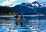 Kayaking and small-ship cruising in Henry Arm, Admiralty Island, Inside Passage, Alaska