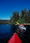 Kayaking in Henry Arm, Admiralty Island, Inside Passage, Alaska