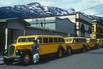 1930's Limousines, Skagway, Alaska