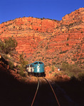Verde Canyon Railroad, Sycamore Canyon Wilderness, Verde Valley, Arizona