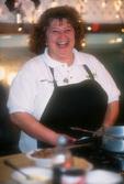 Mama Redell teaches Cajun cooking, Lafayette, Louisiana