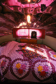 Honeymoon Suite, 1947 Airstream, Shady Dell Trailer Park, Bisbee, Arizona