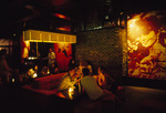 Nightlife at Ginger 62, Yaletown district, Vancouver, British Columbia, Canada