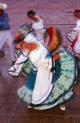 Folkloric dancers, National Hispanic Cultural Center, Albuquerque, New Mexico