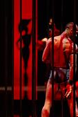 'ZUMANITY' Cirque du Soleil show at New York-New York Casino, Las Vegas, Nevada