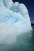 Iceberg, Columbia Glacier forebay, Prince William Sound, Alaska