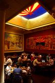 Dining room at the Palace Bar, Prescott, Arizona
