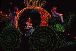 Electric Light Parade, Disneyland, California