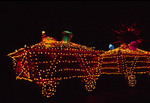 Electric Light Parade, Disneyland, California