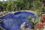 Pool of the Hotel California, Todos Santos, Baja California Sur, Mexico