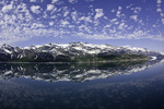 The Fairweather Mountains, Glacier Bay National Park, Alaska