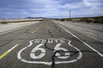 Old Route 66, Ludlow, California
