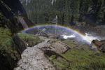 Mist Trail, Yosemite Falls, Yosemite National Park, California