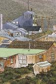 Standard Mine & mill, Bodie State Historic Park, California